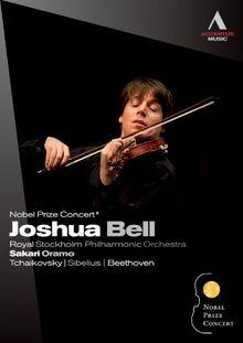 Joshua Bell: Nobel Prize 2010