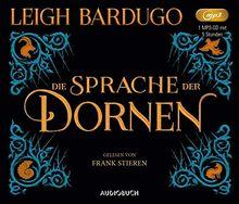 Die Sprache der Dornen (Lesung auf 1 MP3-CD