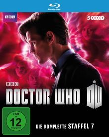 Doctor Who - Die komplette 7. Staffel [Blu-ray]
