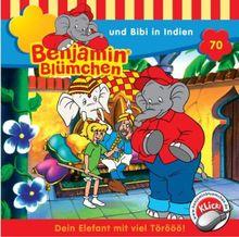 Benjamin und Bibi in Indien