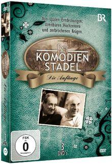Komödienstadel - Die Anfänge [3 DVDs]