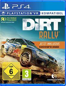 DiRT Rally - VR Edition