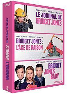 Coffret bridget jones 1 à 3 : le journal de bridget jones ; l'âge de raison ; bridget jones baby [FR Import]