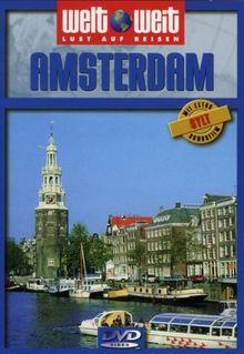 Amsterdam mit Bonusfilm Sylt / Reihe welt weit