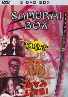 Samurai Box [3 DVDs]