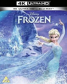 Blu-ray1 - Frozen (1 BLU-RAY)