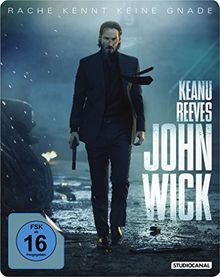 John Wick - Steel Edition [Blu-ray]