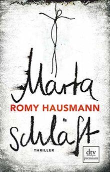 Buch Marta schläft