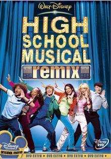 High School Musical - remix [2 DVDs]