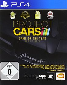 Project CARS - Game of the Year Edition - [PlayStation 4]