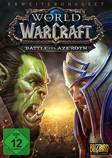 World of Warcraft: Battle of Azeroth - [PC]