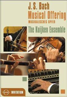Bach, Johann Sebastian - Musikalisches Opfer (NTSC)