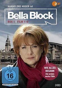 Bella Block - Box 1 (Fall 1-6) [3 DVDs]