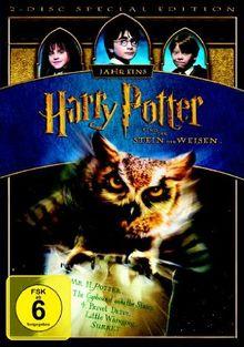 Harry Potter und der Stein der Weisen [Special Edition] [2 DVDs]