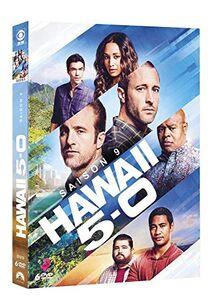 Coffret hawaii five-0, saison 9, 25 épisodes