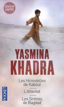 Les hirondelles de Kaboul ; L'attentat ; Les sirènes de Bagdad
