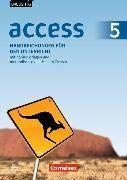 English G Access 5. 9. Schuljahr. Allgemeine Ausgabe. Handreichungen für den Unterricht, 9. Schuljahr