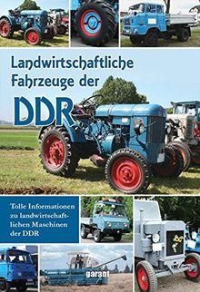 Landw. Fahrzeuge der DDR