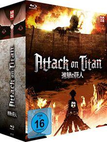 Attack on Titan - Staffel 1 - Gesamtausgabe - [Blu-ray]
