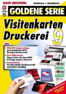Visitenkarten Druckerei 9 Von Data Becker
