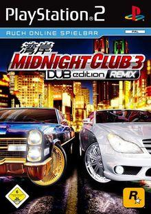 Midnight Club 3: DUB Edition - Remix