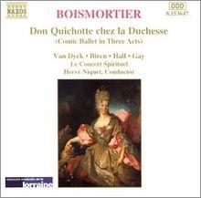 Boismortier: Don Quichotte