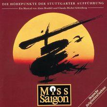 Miss Saigon (Qs Stuttg.Auffü.)