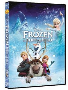 Frozen el Reino del Hielo [Spanien Import]