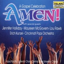 Amen-a Gospel Celebration