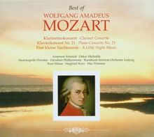 Best of Mozart:Klavier-,Klarinettenkonzert