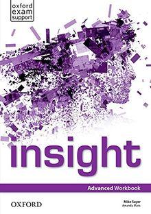 insight: Advanced. Workbook
