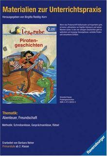 Materialien zur Unterrichtspraxis - Amanda Krause: Piratengeschichten