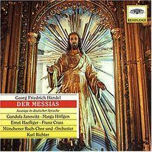 Resonance - Händel: Der Messias (Az)