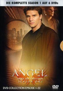 Angel - Jäger der Finsternis: Die komplette Season 1 [6 DVDs]