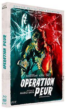 Opération peur - kill baby kill [Blu-ray] [FR Import]