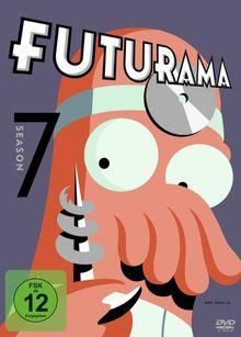 Futurama - Season 7 [2 DVDs]