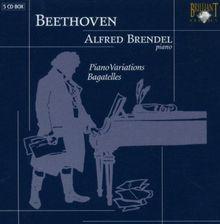 Beethoven: Klaviervariationen/Bagatellen