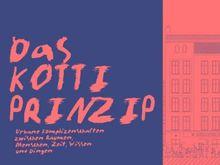 Das Kotti-Prinzip: Urbane Komplizenschaften zwischen Räumen, Menschen, Zeit, Wissen und Dingen