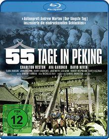 55 Tage in Peking [Blu-ray]