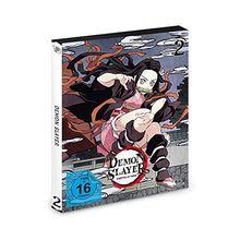 Demon Slayer - Staffel 1 - Vol.2 - [Blu-ray]