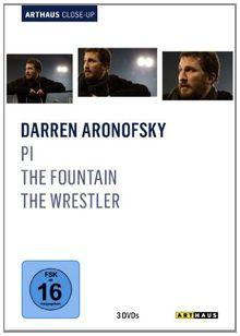 Darren Aronofsky - Arthaus Close-Up [3 DVDs]