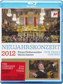 Neujahrskonzert 2012 [Blu-ray]