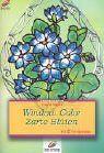 Brunnen-Reihe, Window Color, Zarte Blüten