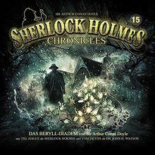 Sherlock Holmes Chronicles 15-Das Beryll-Diadem