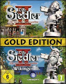 Die Siedler II: Die nächste Generation - Gold Edition [Software Pyramide]
