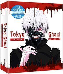 Coffret tokyo ghoul, saison 1 [Blu-ray] [FR Import]