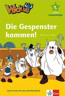 Wickie und die starken Männer - Die Gespenster kommen: Lesen lernen 1. Klasse