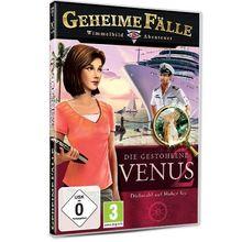 Geheime Fälle - Die gestohlene Venus: Diebstahl auf hoher See