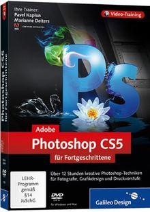 Adobe Photoshop CS5 für Fortgeschrittene (PC+MAC)