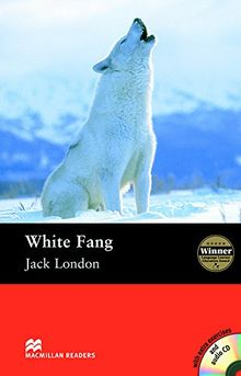 White Fang - With Audio CD (Macmillan Readers 2008)